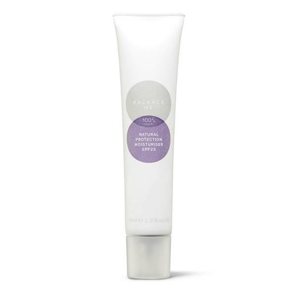 Увлажняющий крем с солнцезащитным фактором Balance Me Natural Protection Daily Moisturiser SPF 25 40 мл