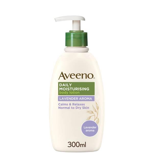 Aveeno Daily Moisturising Lotion - Lavender 300 ml