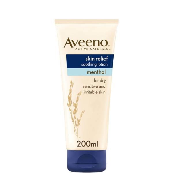 Loción hidratante Skin Relief con mentol de Aveeno 200 ml