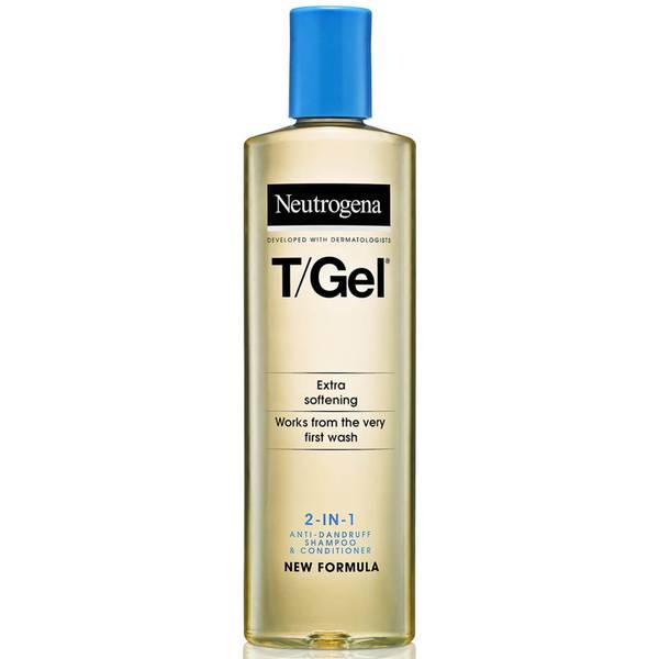 Neutrogena T/Gel 2-in-1 Dandruff Shampoo PLUS Conditioner 125ml