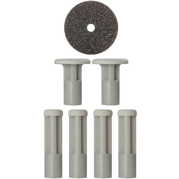 PMD Replacement Discs - Grey