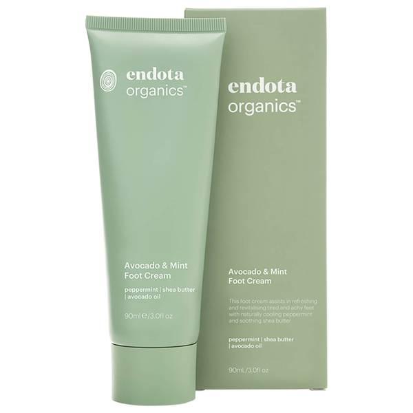 Endota Spa Avocado & Mint Foot Cream 90ml