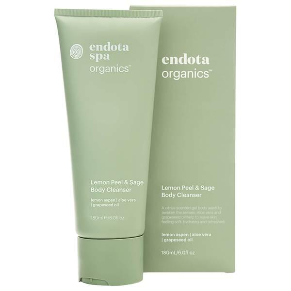 Endota Spa Lemon Peel & Sage Body Cleanser 180ml