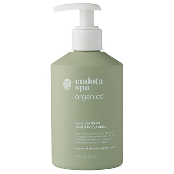 Endota Spa Signature Blend Hand & Body Lotion 250ml