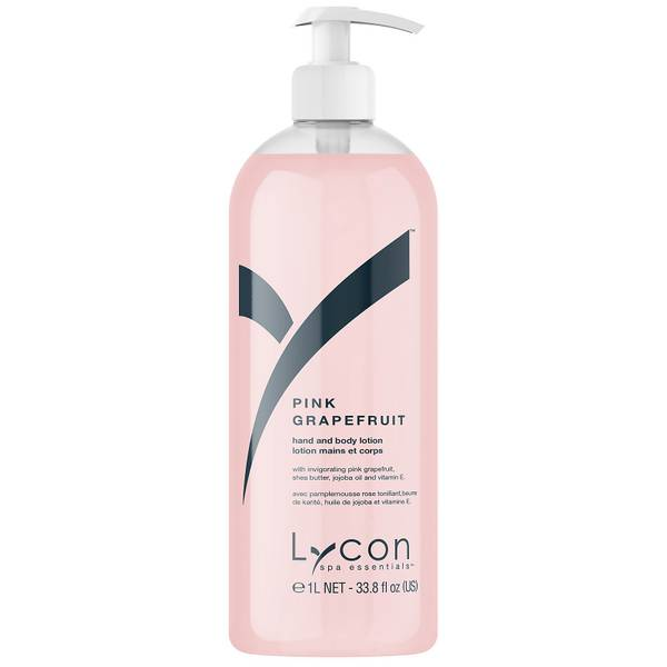 Lycon Pink Grapefruit Hand And Body Lotion 1l