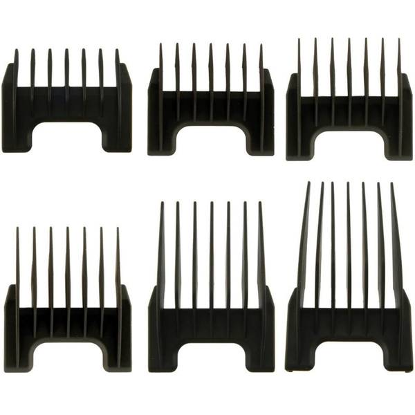 Wahl Plastic Clipper Comb Attachment Guides For Super Cordless Pet Clippers #1-4 / 6 And 8