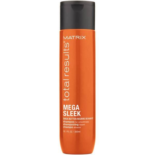 Total Results Mega Sleek Shampoo 300 ml