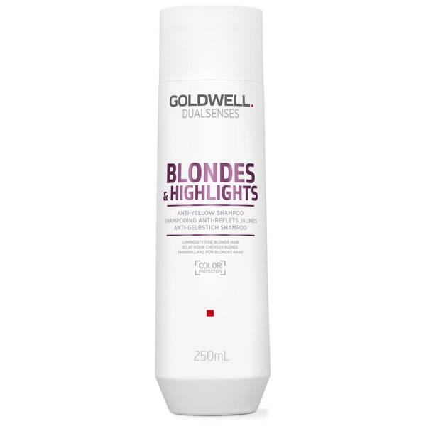 Goldwell Dualsenses Blonde and Highlights Anti-Yellow Shampoo 250ml