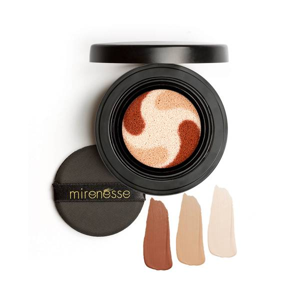 mirenesse Lift and Tint Liquid Blush Cushion Compact - Nude 15g