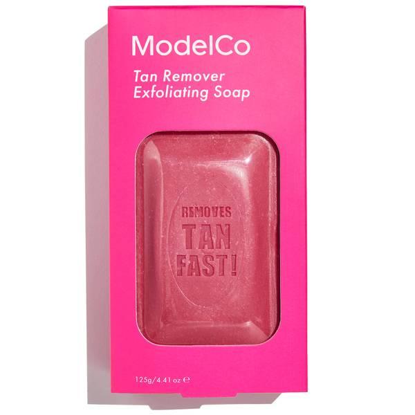 ModelCo MC2 Tan Remover Exfoliating Soap 125g