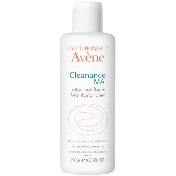 Avène Cleanance Mat Mattifying Toning Lotion for Oily, Blemish-Prone Skin 200ml