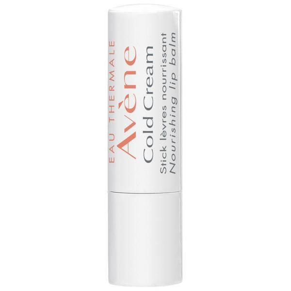 Avène Cold Cream Nourishing Lip Balm for Dry, Sensitive Skin 4g