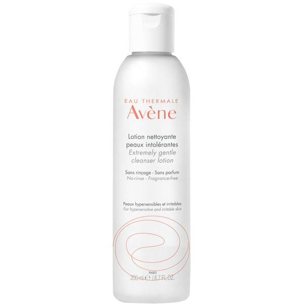Avène Extremely Gentle Cleanser for Very Sensitive Skin 200ml
