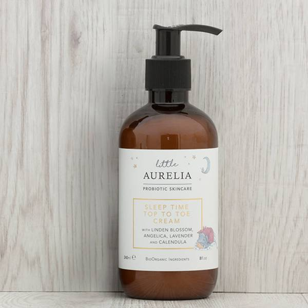 Little Aurelia from Aurelia Probiotic Skincare Sleep Time Top to Toe Cream 240ml