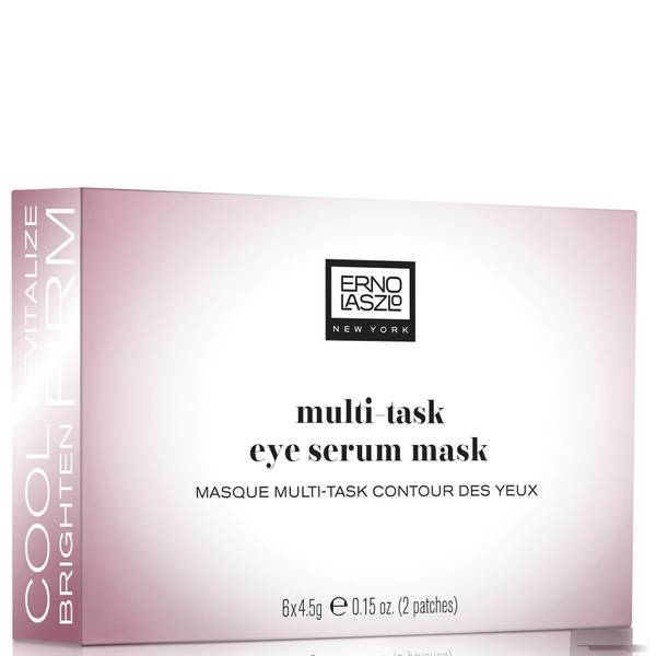 Mascarilla en sérum multifunción para los ojos de Erno Laszlo (Pack de 6)