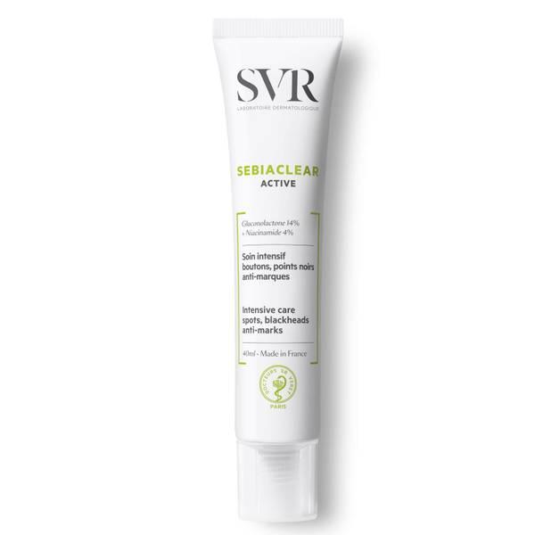 SVR Sebiaclear Active Acne + Spot Treatment - 40 ml