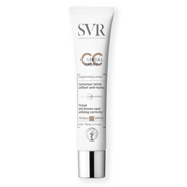 SVR Clairial Hyperpigmentation CC Cream SPF50+ Medium - 50ml