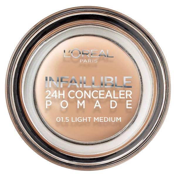 Pomada correctora Infallible de L'Oréal Paris 15 g (Varios tonos)