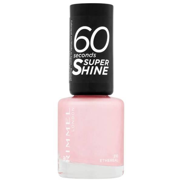 Rimmel 60 Seconds Super Shine Nail Polish 8ml (Various Shades)