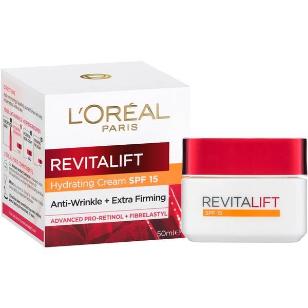 L'Oréal Paris Revitalift SPF15 Day Cream 50ml