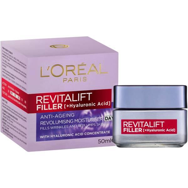 L'Oréal Paris Revitalift Filler Revolumising Day Moisturiser 50ml