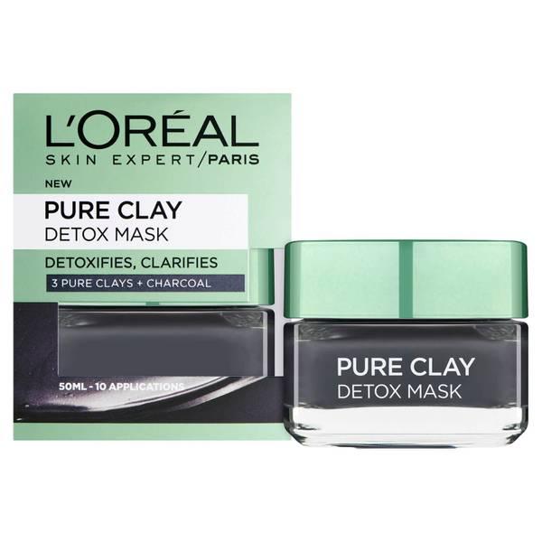 L'Oreal Paris Pure Clay Detox Face Mask 50ml