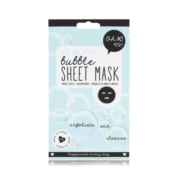Oh K! maschera in tessuto schiumosa 22 ml