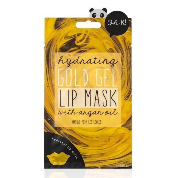 Oh K! Gold Gel Lip Mask(Oh K! 골드 젤 립 마스크 20ml)