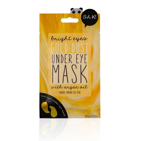 Oh K! Gold Dust Under Eye Mask 3g
