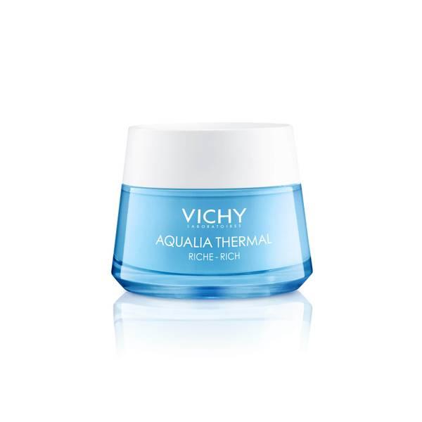 Crema de textura rica Aqualia Thermal de Vichy 50 ml