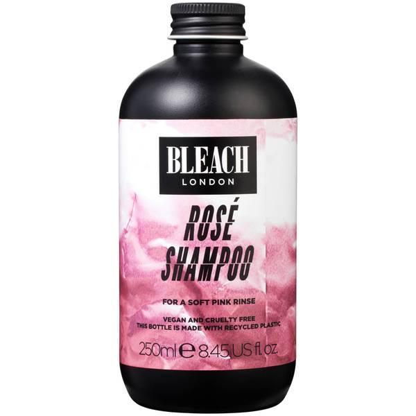 Оттеночный шампунь BLEACH LONDON Rose Shampoo 250 мл