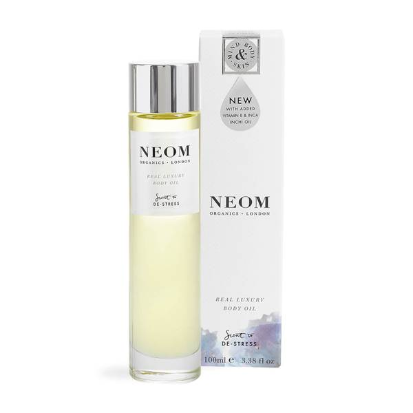NEOM Organics Real Luxury Body Oil -vartaloöljy 100ml