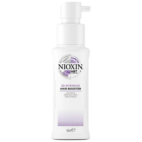 NIOXIN 3D Intensive Hair Booster Cuticle Protection Treatment 50ml
