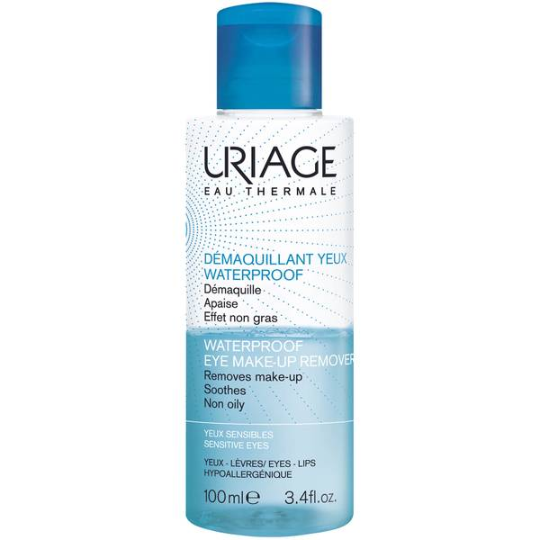 URIAGE Waterproof Eye Make-Up Remover 3.4 fl.oz