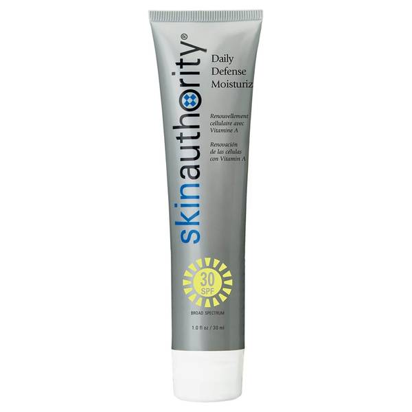 Skin Authority Sunscreen Moisturizer SPF30 0.7oz