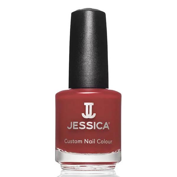 Jessica Custom Colour Fallen Leaves Nail Varnish 15ml