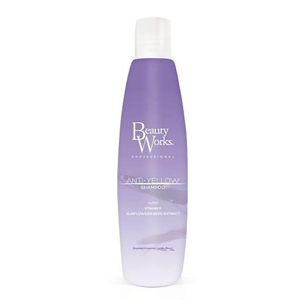 Шампунь против желтизны волос Beauty Works Anti-Yellow Shampoo 200 мл