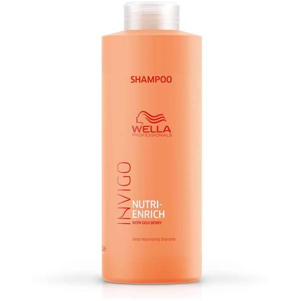 Wella Professionals Care INVIGO Nutri-Enrich Deep Nourishing Shampoo 1000ml
