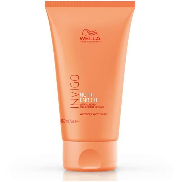 Wella Professionals Care INVIGO Nutri-Enrich Warming Express Mask 150ml