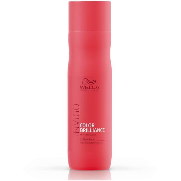 Wella Professionals Care INVIGO Brilliance Color Protection Shampoo 250ml