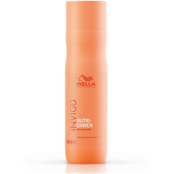Wella Professionals Care INVIGO Nutri-Enrich Deep Nourishing Shampoo 250ml