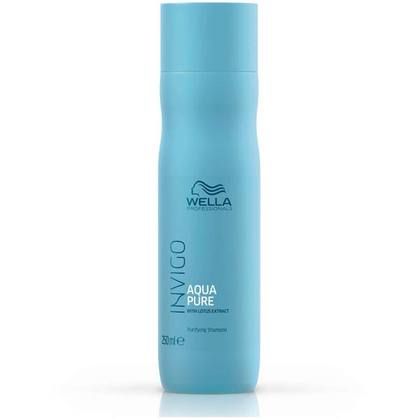 Wella Professionals Care INVIGO Balance Aqua Pure Purifying Shampoo 250ml