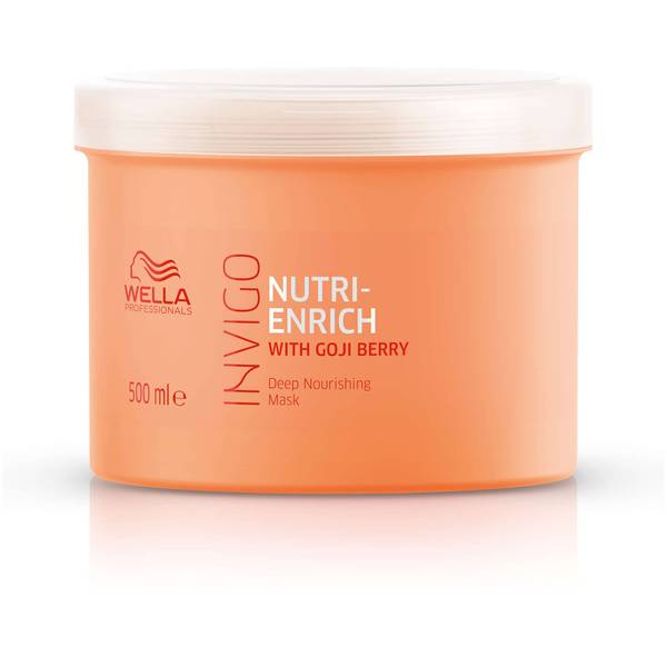 Wella Professionals Care INVIGO Nutri-Enrich Deep Nourishing Mask 500ml