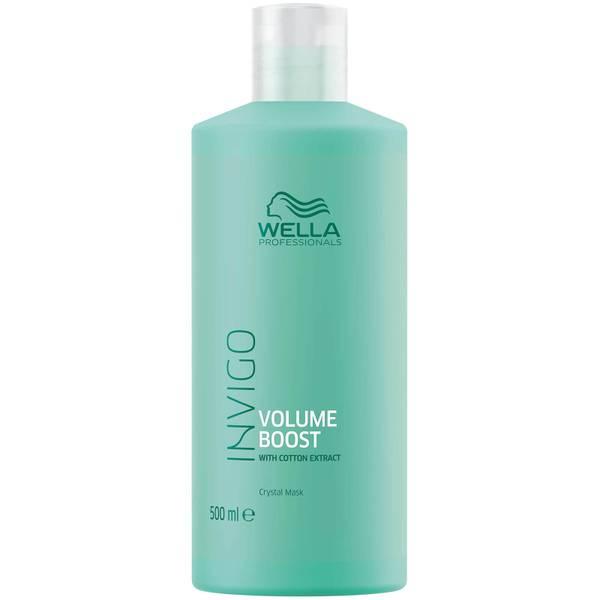 Wella Professionals Care INVIGO Volume Boost Crystal Mask 500ml