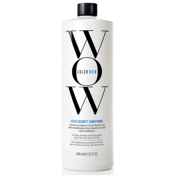 Color Wow Color Security Conditioner Fine - Normal(컬러 와우 컬러 시큐리티 컨디셔너 파인 - 노멀 1000ml)