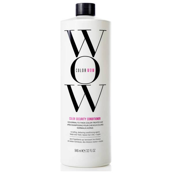 Color Wow Color Security Conditioner Normal - Thick(컬러 와우 컬러 시큐리티 컨디셔너 노멀 - 띠크 1000ml)