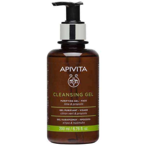 APIVITA Cleansing Gel for Oily/Combination Skin(아피비타 클렌징 젤 포 오일리/콤비네이션 스킨 200ml)