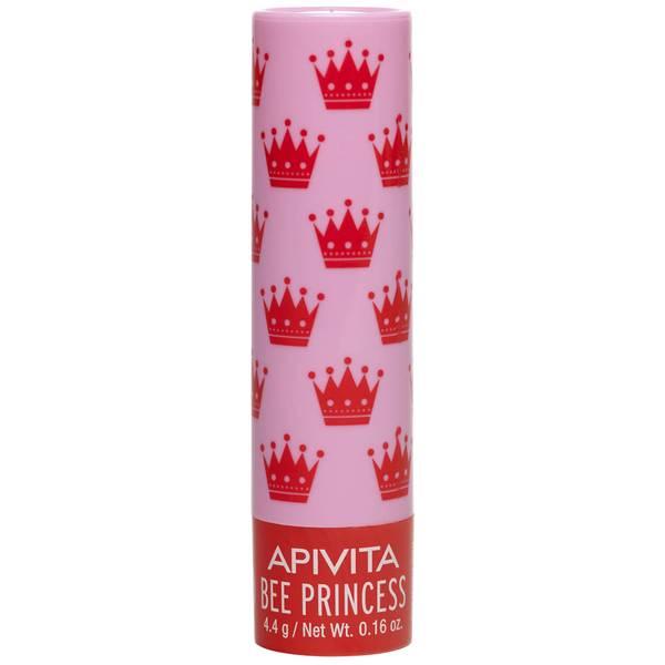 APIVITA Lip Care Bee Princess Bio-Eco – Apricot & Honey 4,4g