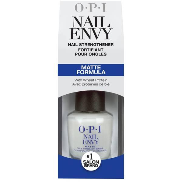 OPI Nail Envy Nail Strengthener Original Formula Matte Treatment 15ml
