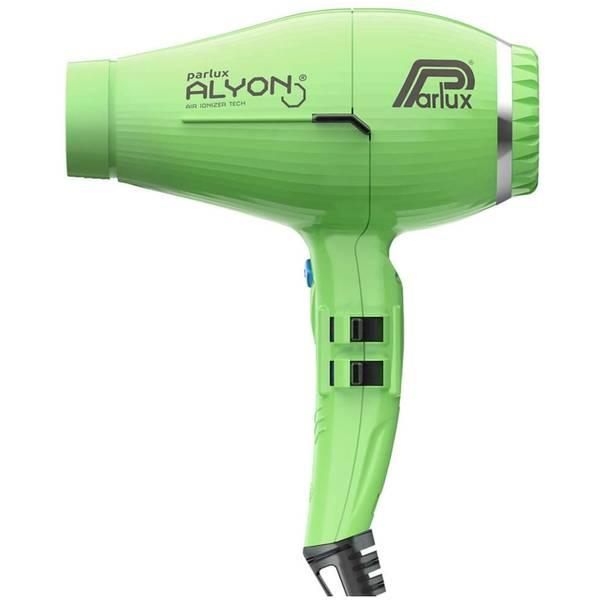 Parlux Alyon Air Ionzier Hair Dryer 2250W - Green